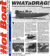 HotBoat September 2004