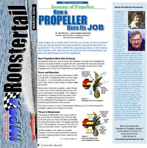 IMBPA Propeller magazine - March 2016